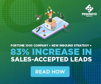 Click to read more about this inbound marketing case study for a Fortune 1000 telecomm giant!