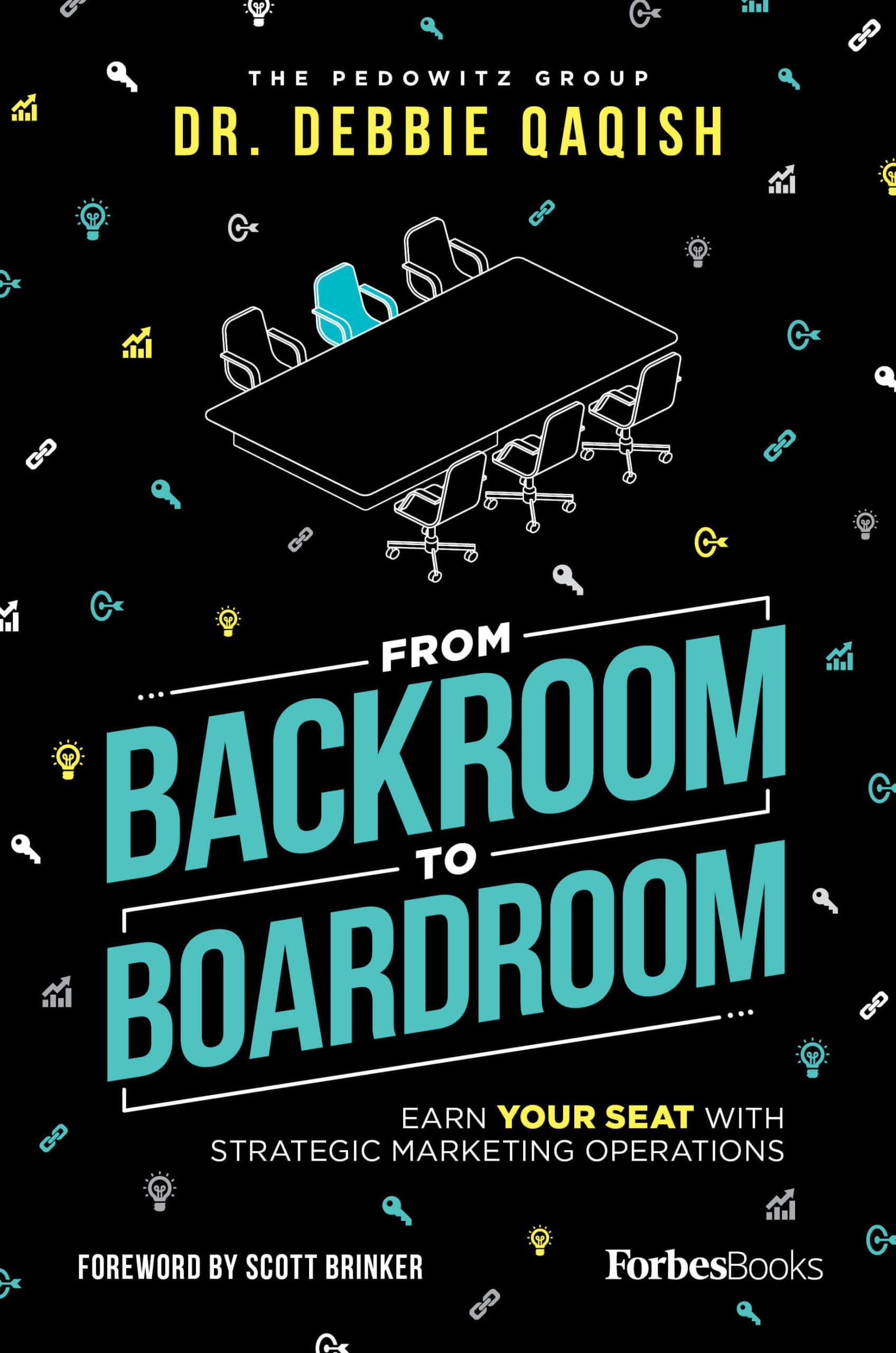 From Backroom To Boardroom is a must-have for marketing leaders!