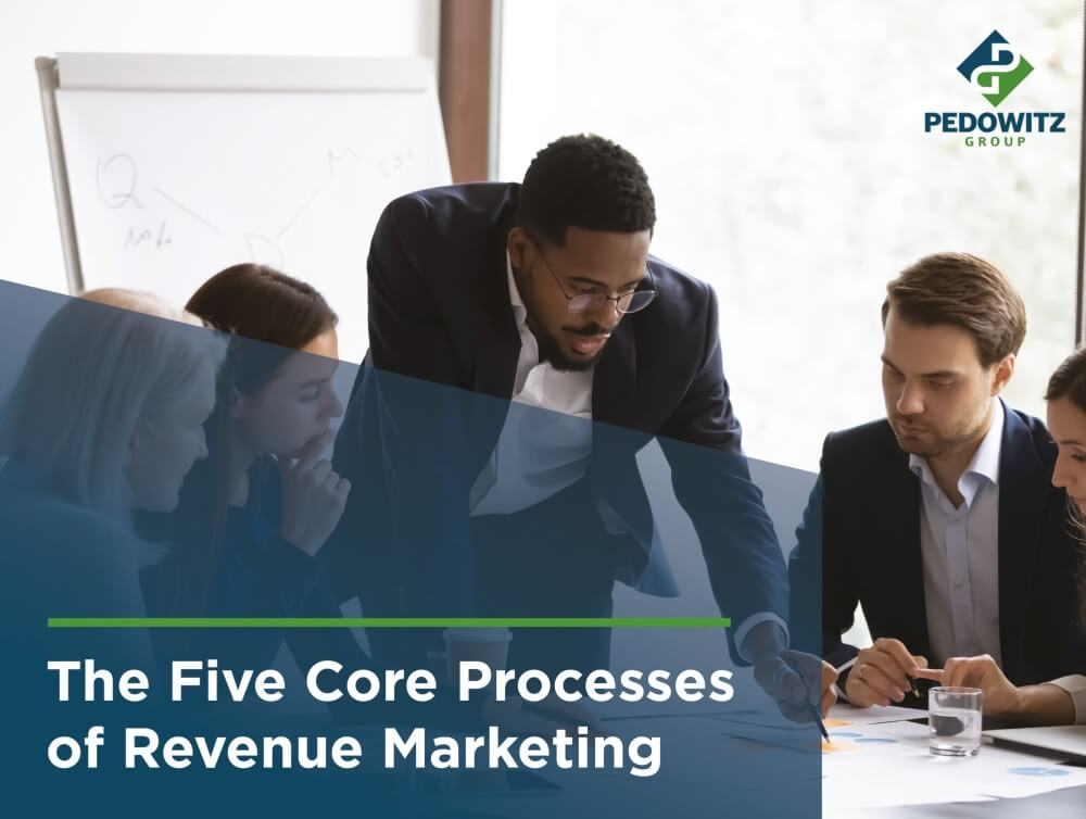 Grab this eBook on the 5 core processes of revenue marketing now!
